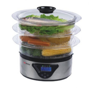 Eware 6K203 Digital Steam Cooker