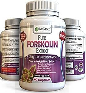 BioGanix Best Forskolin Extract