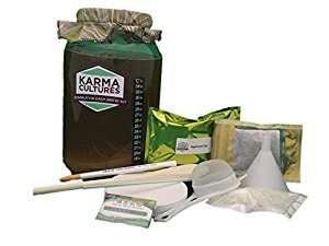 Karma Cultures Kombucha Tea Homebrew Starter Kit