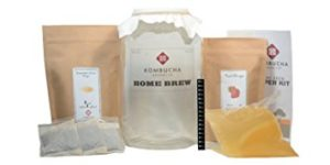 Kombucha Brooklyn Home Brew Starter Kit