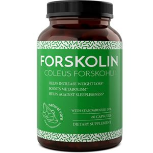 Natural Vore Forskolin Extract for Weight Loss
