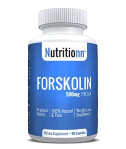Nutritionn Forskolin Weight Loss Supplement