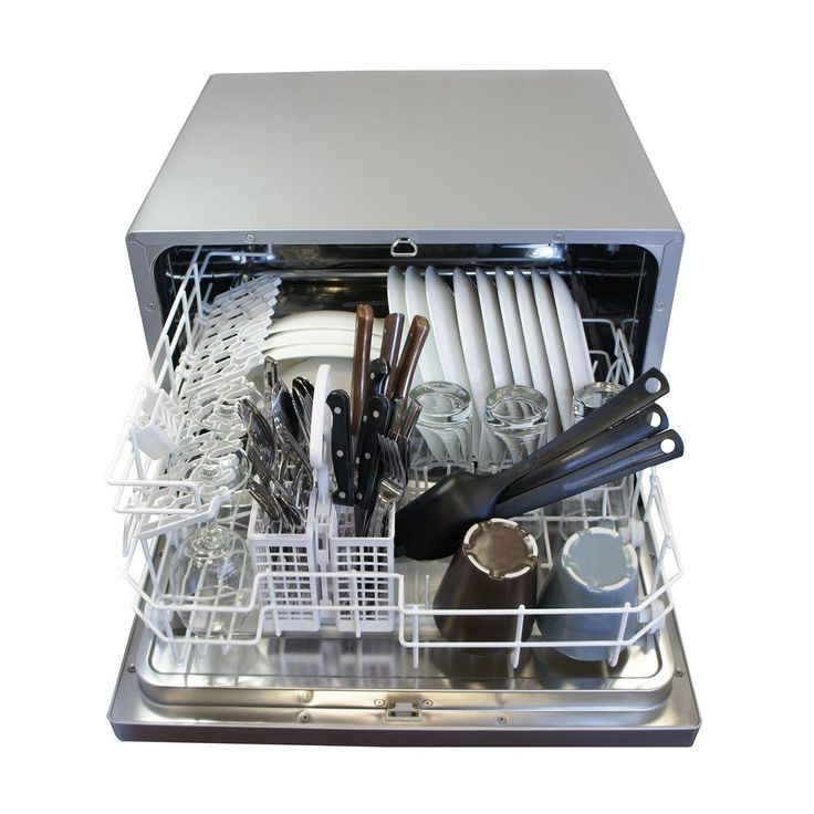 spt portable dishwasher